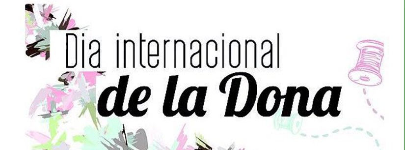 Actes del Dia Internacional de les Dones 2016
