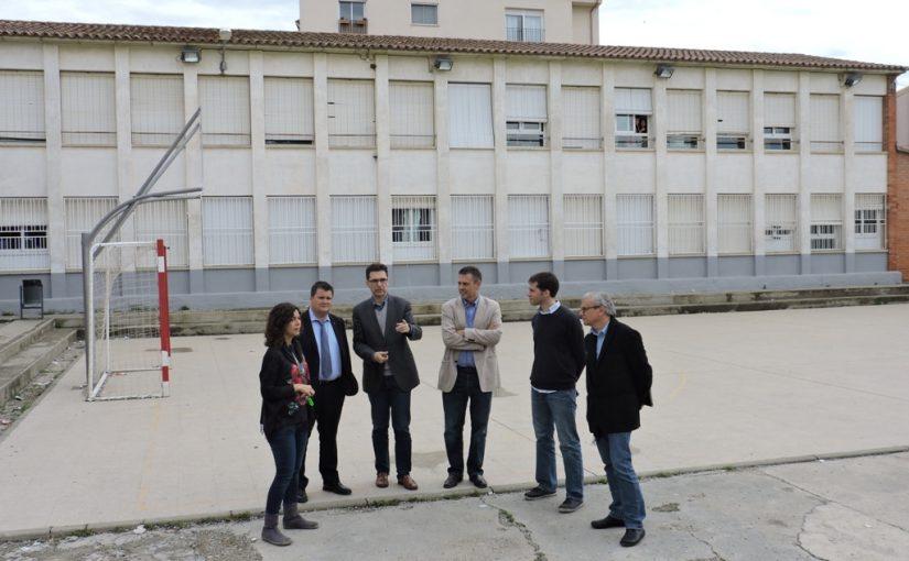 La construcció del nou institut, una prioritat per a Piera